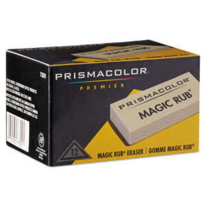Prismacolor® MAGIC RUB® Eraser