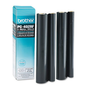 Brother PC402RF Thermal Transfer Refill Rolls