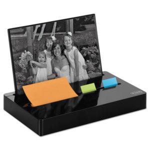 Post-it® Pop-up Notes Super Sticky Note/Flag Dispenser + Photo Frame