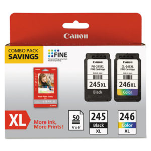 Canon® 8278B005 Ink & Paper Pack