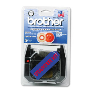 Brother Starter Kit for Brother Typewriters