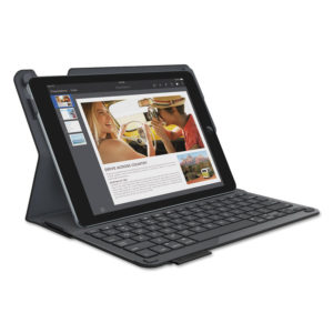 Logitech® Type+ Protective Case with Integrated Keyboard for iPad Air® 2