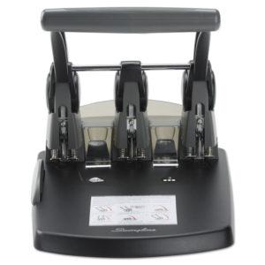 Swingline® Extra High-Capacity Three-Hole Punch