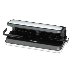 Swingline® Easy Touch® Heavy-Duty Punch with Centamatic® Centering