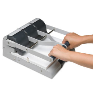 Swingline® Antimicrobial Protected High-Capacity Adjustable Punch