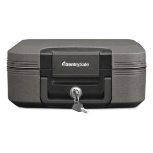 Sentry® Safe Waterproof Fire-Resistant Chest