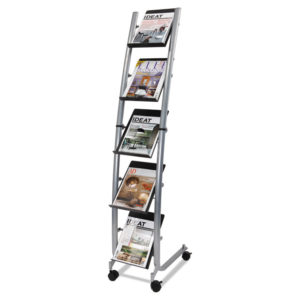 Alba™ Mobile Literature Display