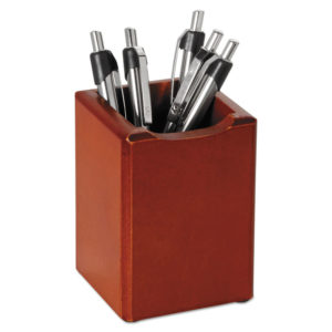 Rolodex™ Wood Tones™ Pencil Cup