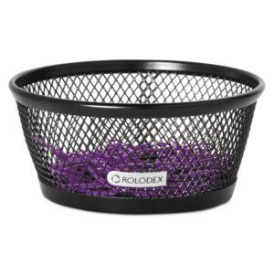 Rolodex™ Mesh Jumbo Clip Dish