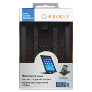 Rolodex™ Mesh Mobile Device Stand
