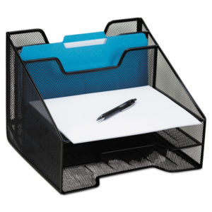 Rolodex™ Mesh Tray Sorter Combo