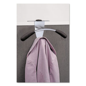 Alba™ Hanger Shaped Partition Coat Hook