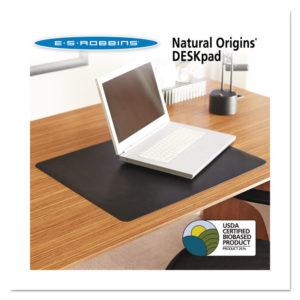 ES Robbins® Natural Origins® Desk Pad