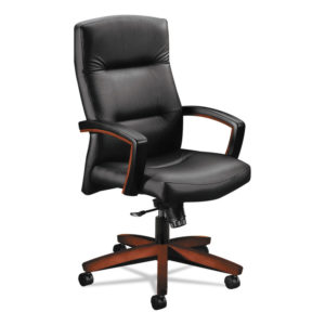HON® 5000 Series Park Avenue Collection® Executive High-Back Knee Tilt Chair