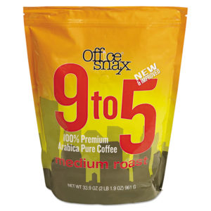 Office Snax® 9 to 5 Coffee