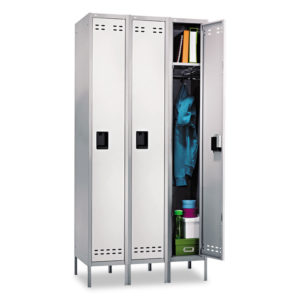 Safco® Single-Tier Lockers