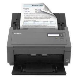 Brother Workhorse High-Volume Color Desktop Scanner with Duplex