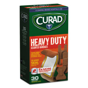 Curad® Heavy Duty Bandages