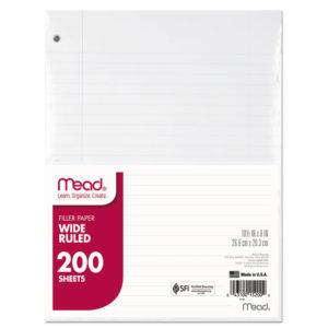 Mead® Filler Paper