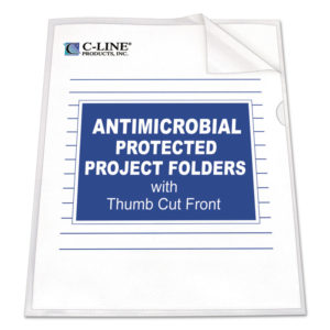 C-Line® Poly Project Folders