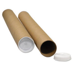 United Facility Supply Round Mailing Tubes