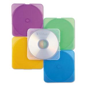 Verbatim® TRIMpak™ CD/DVD Cases