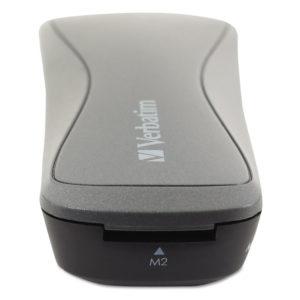 Verbatim® Pocket Card Reader