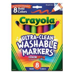 Crayola® Bold Colors Washable Marker