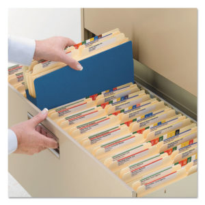 Smead® Colored File Pockets