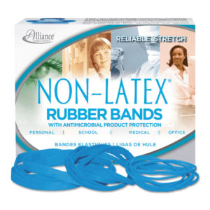 Alliance® Antimicrobial Non-Latex Rubber Bands