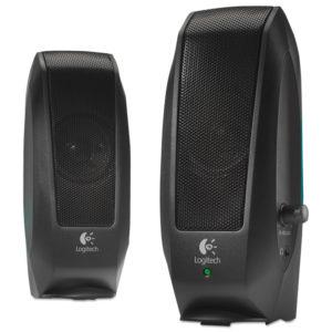 Logitech® S120 2.0 Multimedia Speakers