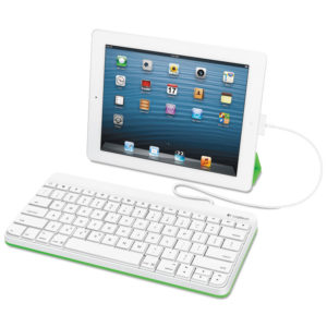 Logitech® Wired Keyboard for iPad®