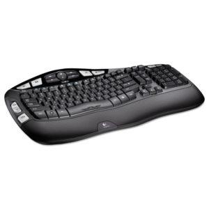 Logitech® K350 Wireless Keyboard