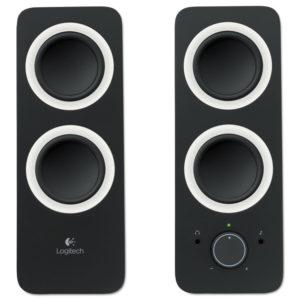Logitech® Z200 Multimedia 2.0 Stereo Speakers