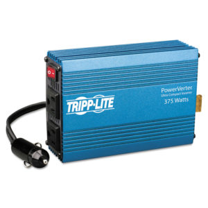 Tripp Lite PowerVerter® Two-Outlet Ultra-Compact Power Inverter