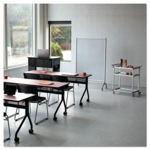 Safco® Rumba™ Whiteboard Collaboration Screen