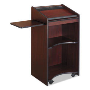 Safco® Executive Mobile Lectern