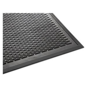 Guardian Clean Step Outdoor Rubber Scraper Mat