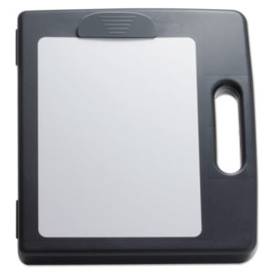 Officemate Portable Dry Erase Clipboard Case