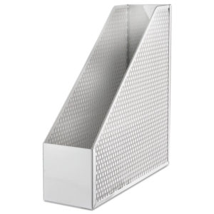 Artistic® Urban Collection Punched Metal Magazine File