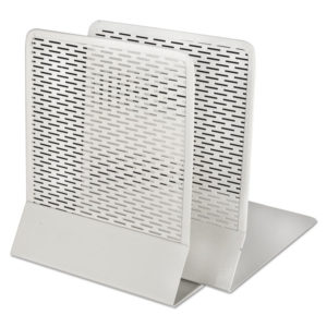 Artistic® Urban Collection Punched Metal Bookends
