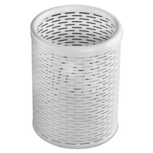 Artistic® Urban Collection Punched Metal Pencil Cup
