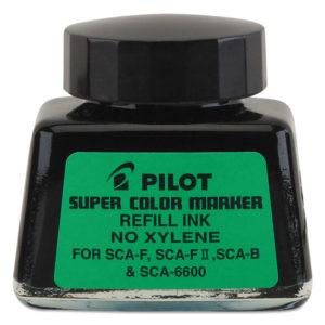 Pilot® Jumbo Refillable Permanent Marker Ink Refill
