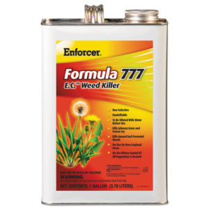 Enforcer® Formula 777 E.C.™ Weed Killer