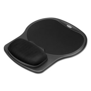 Fellowes® Easy Glide™ Gel Wrist Rest with Mouse Pad