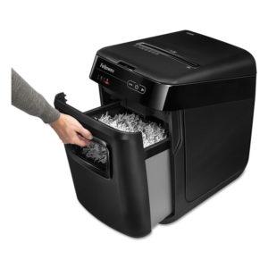 Fellowes® AutoMax™ 200C Auto Feed Cross-Cut Shredder