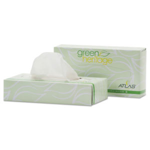 Resolute Tissue Green Heritage Professional™ Facial Tissue