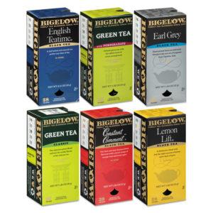 Bigelow® Assorted Tea Bags