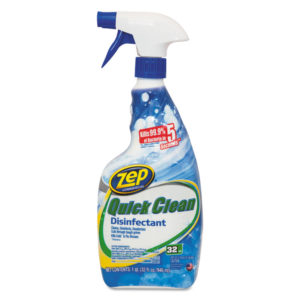 Zep Commercial® 5 Second Quick Clean Disinfectant