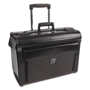 STEBCO Bond Street Collection Catalog Case on Wheels